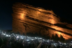 Red Rocks - Morrison, CO